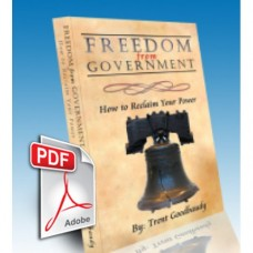 FREEDOM from GOVERNMENT: How to Reclaim Your Power E-Book (PDF EBOOK)